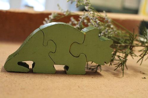 Children's Puzzle - Dinosaur 2