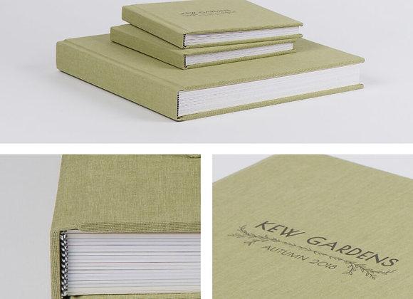 Linen Fine Art Album with Box