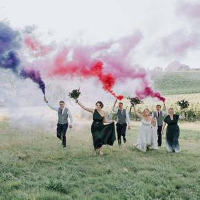 French Chateau Wedding - Bordeaux