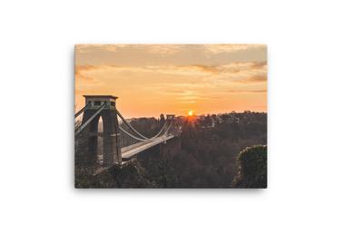 Clifton Suspension Bridge, Bristol.