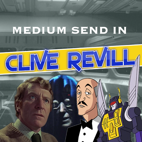 Medium Send In - Clive Revill