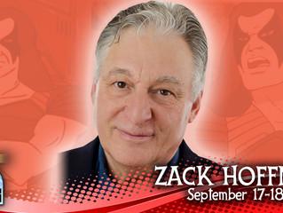 Zack Hoffman! Zartan In G.I. Joe! Attending Long Beach Comic Con 2016!