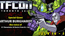 Arthur Burghardt Attending TFcon 2017!