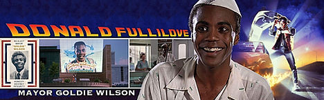 Donald Fullilove - Back to the Future -