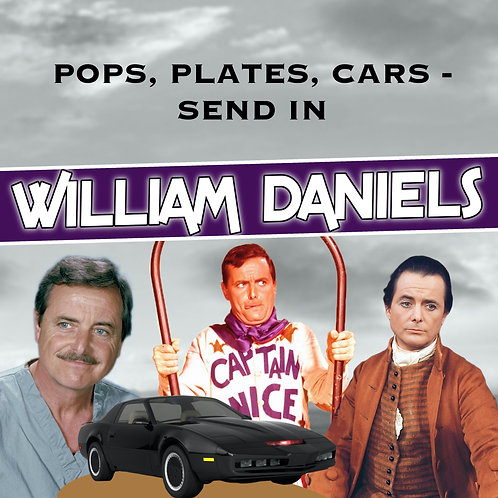 Cars, Plates, and Pops Send In - WD