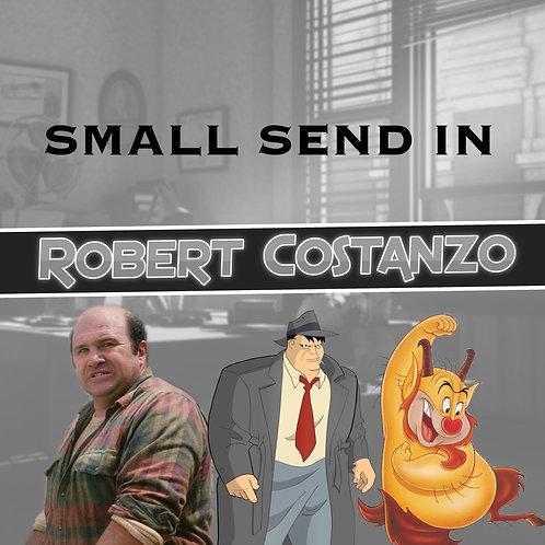 Small Send In - Robert Costanzo
