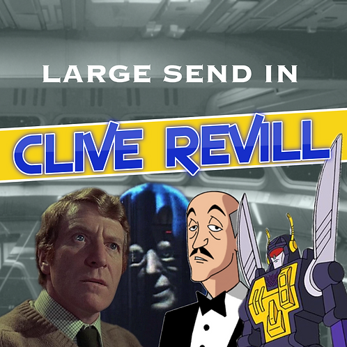 Large Send In - Clive Revill