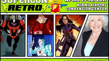 Morgan Lofting Attending Supercon Retro 2017!