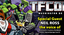 Neil Ross Attending TFcon DC 2017!