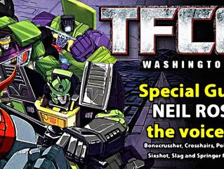 Neil Ross Attending TFcon DC 2017!