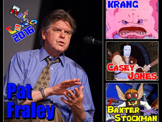 Voice Actor Pat Fraley to Attend Retro Con 2016!