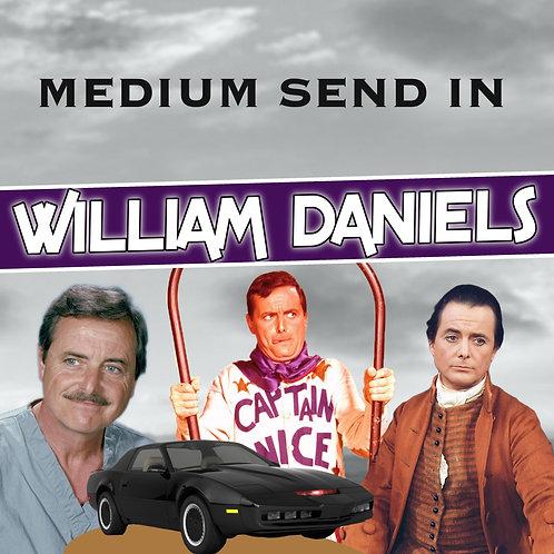 Medium Send In - WD