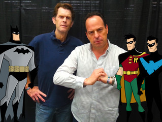 Loren Lester and Kevin Conroy! Reunite at Wizard World Des Moines! May 13-15!