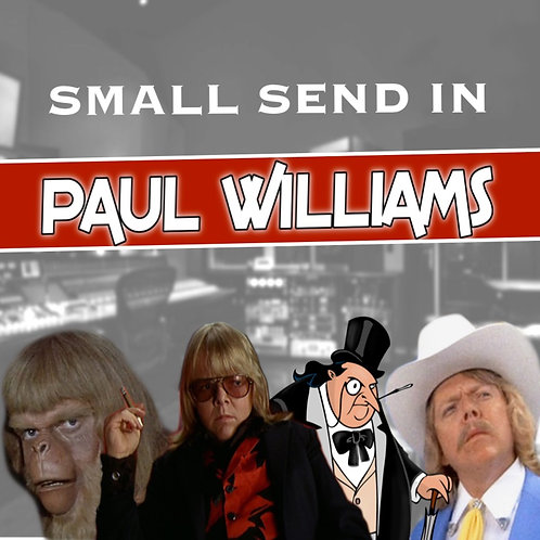 Small Send In - Paul Williams
