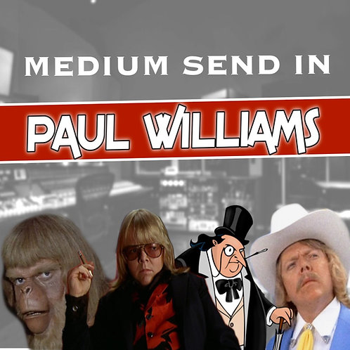 Medium Send In - Paul Williams