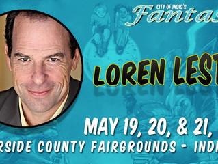 Loren Lester Attending Fantasia Comic Con 2017!