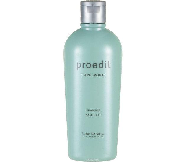 LEBEL Proedit Shampoo Soft Fit