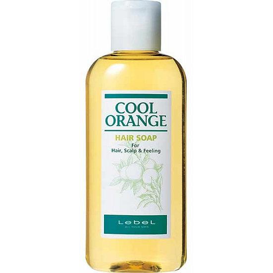 LEBEL COOL ORANGE HAIR SOAP SUPER COOL