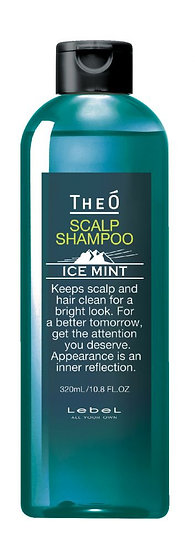 LEBEL THEO SCALP SHAMPOO ICE MINT