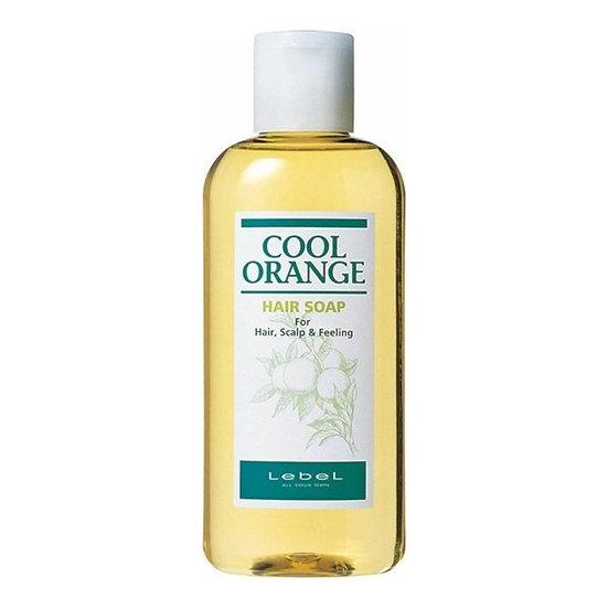 LEBEL COOL ORANGE HAIR SOAP COOL