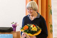 Abschied von unserem Gründungsmitglied  Annemarie von der Gröben