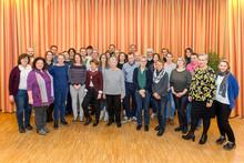 """Abschluss der Werkstatt """"Lernen- individuell und gemeinsam"""" mit vier Wolfsburger Pädagogenteams"""
