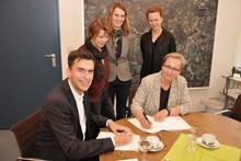 Stadt Wolfsburg und Verein TABULA e.V. schließen Kooperationsvertrag mit der Deutschen Schulakademi