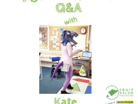 Jigsaw Phonics Q&A with Kate @mixed_ks1_provision