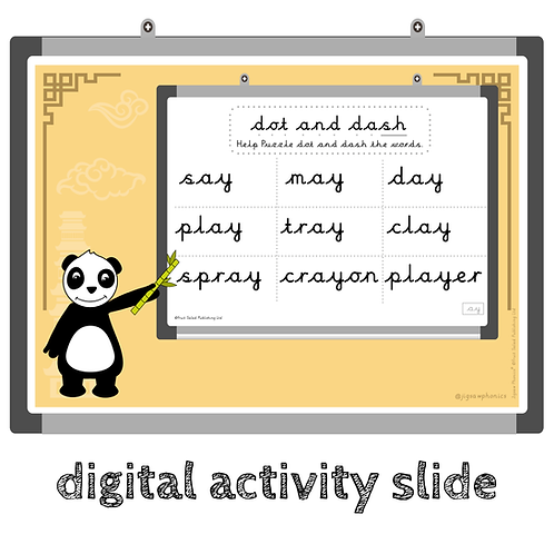 The Activity Slides Collection 3 Digital Download