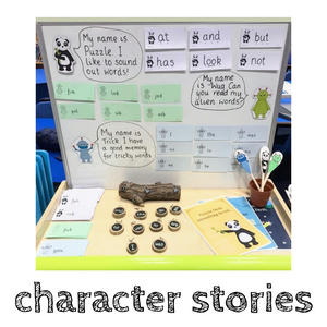 character story collection