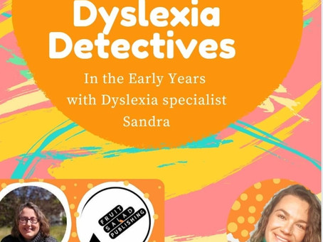 Spotting potential signs of dyslexia in young learners who are around the age of 4.