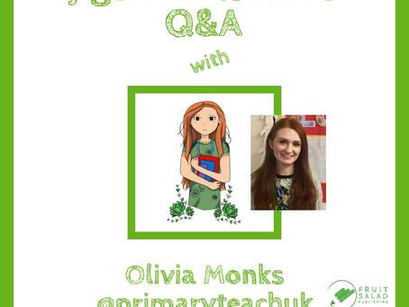 The Jigsaw Phonics Q&A with Olivia Monks @primaryteachuk