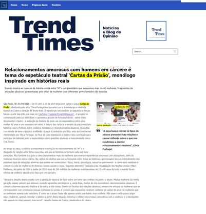 TREND TIMES