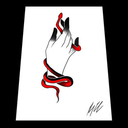 🤘🏼🐍 add my tattoo page _313ink
