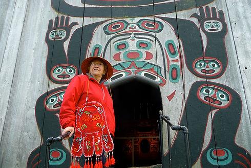 Wild Alaska Wrangell Clan House.JPG