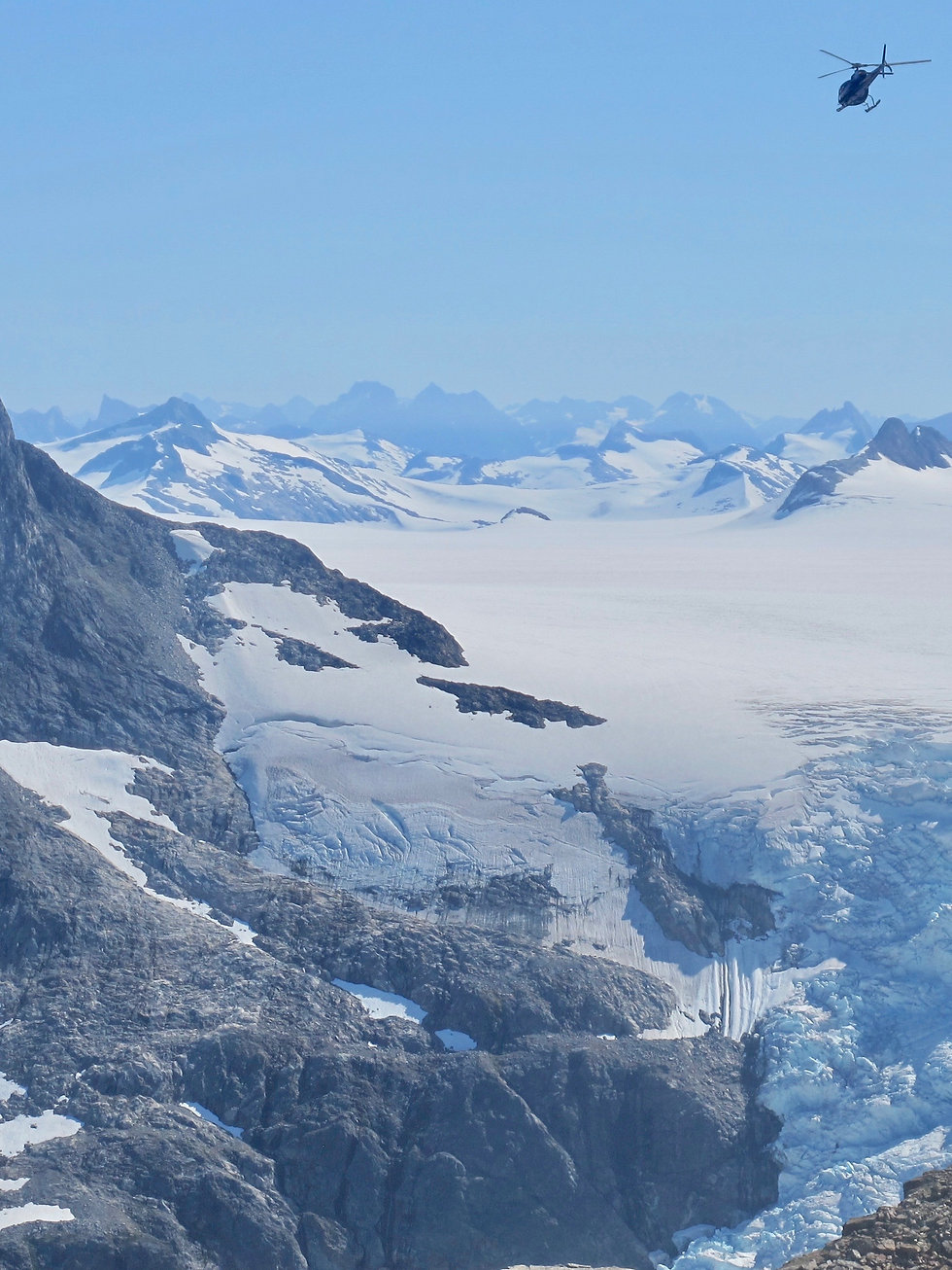 Roadrunner Expeditions_Our Tours_Glacier