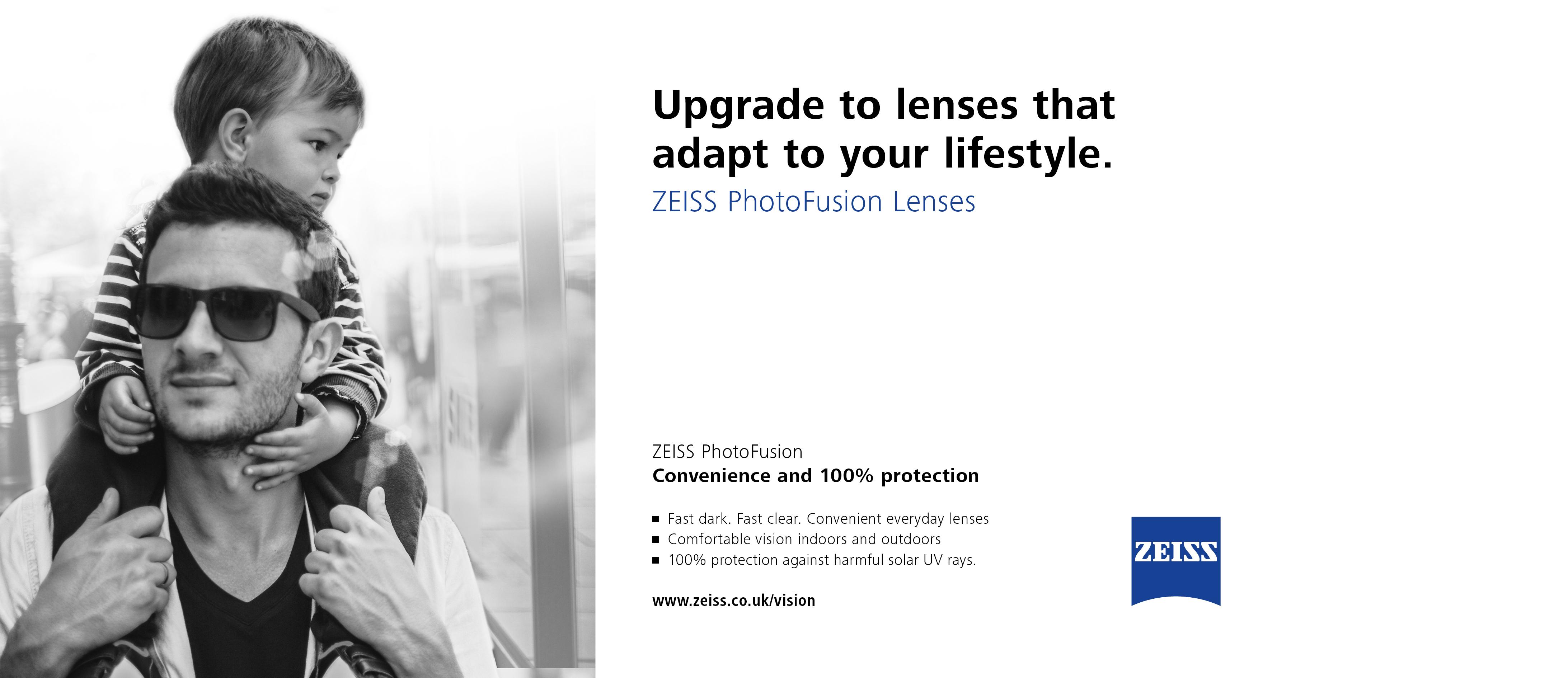 9af531fdea2 ZEISS PhotoFusion Lenses