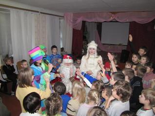 Новый год в МКУ Ставропольский СРЦ «Родничок»