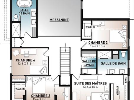 Un plan de Maison qui saura plaire
