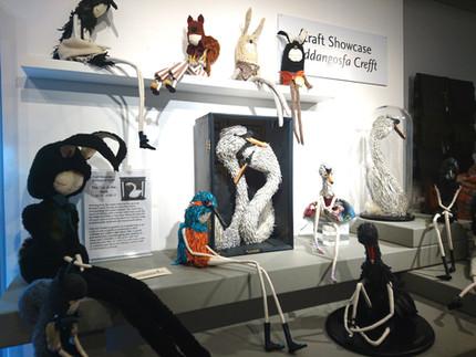 Showcase Exhibition The Llantarnum Grange Wales