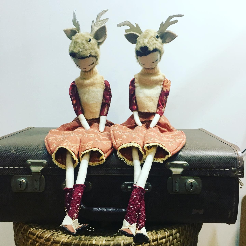 two deers 2020