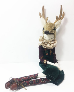 BG deer small deer 2020