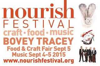 Nourish Festival 2015 Bovey Tracey