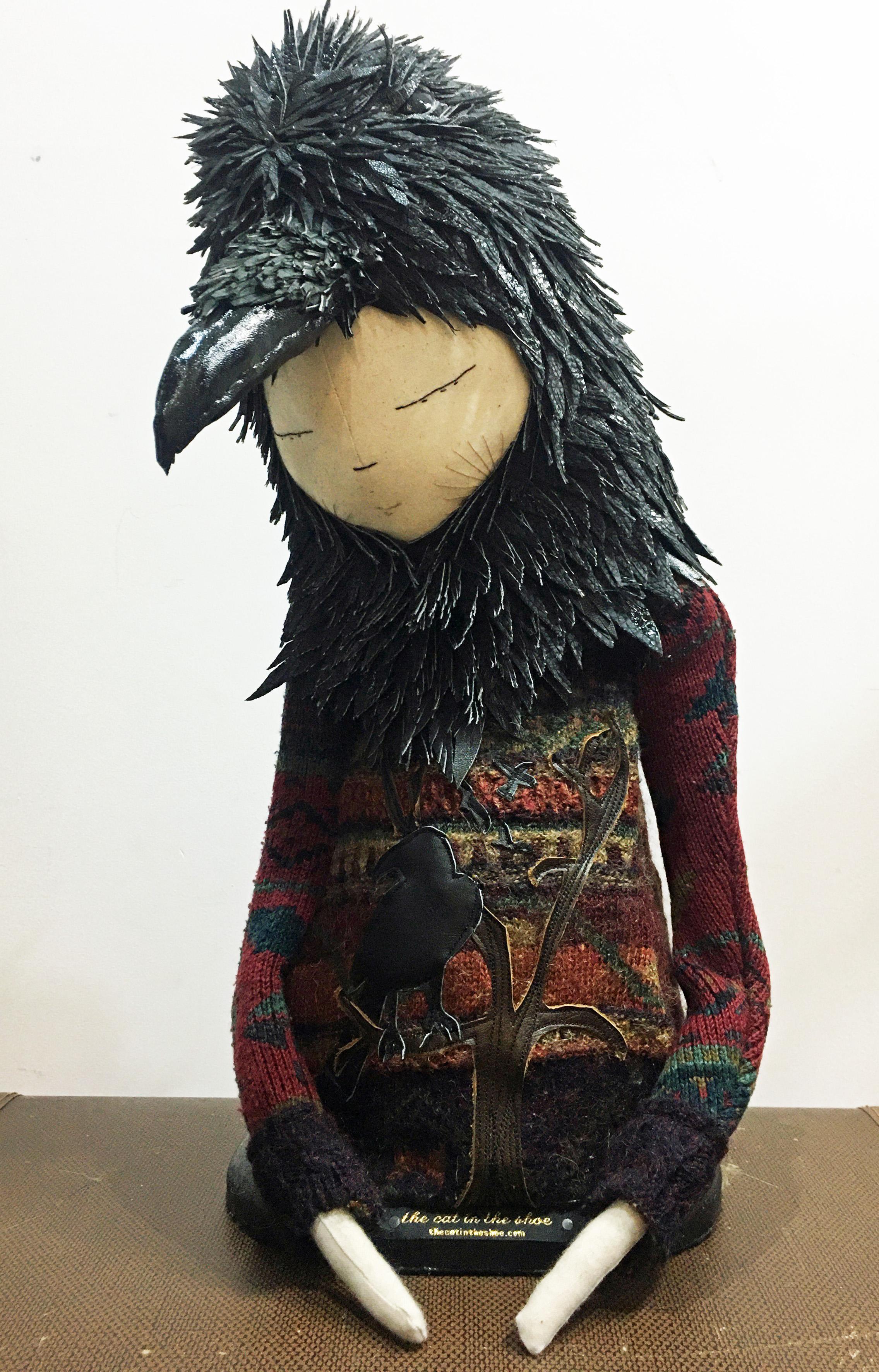 Crow. bust 2020