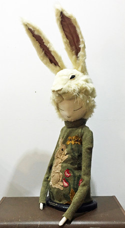 Hare. bust 2020