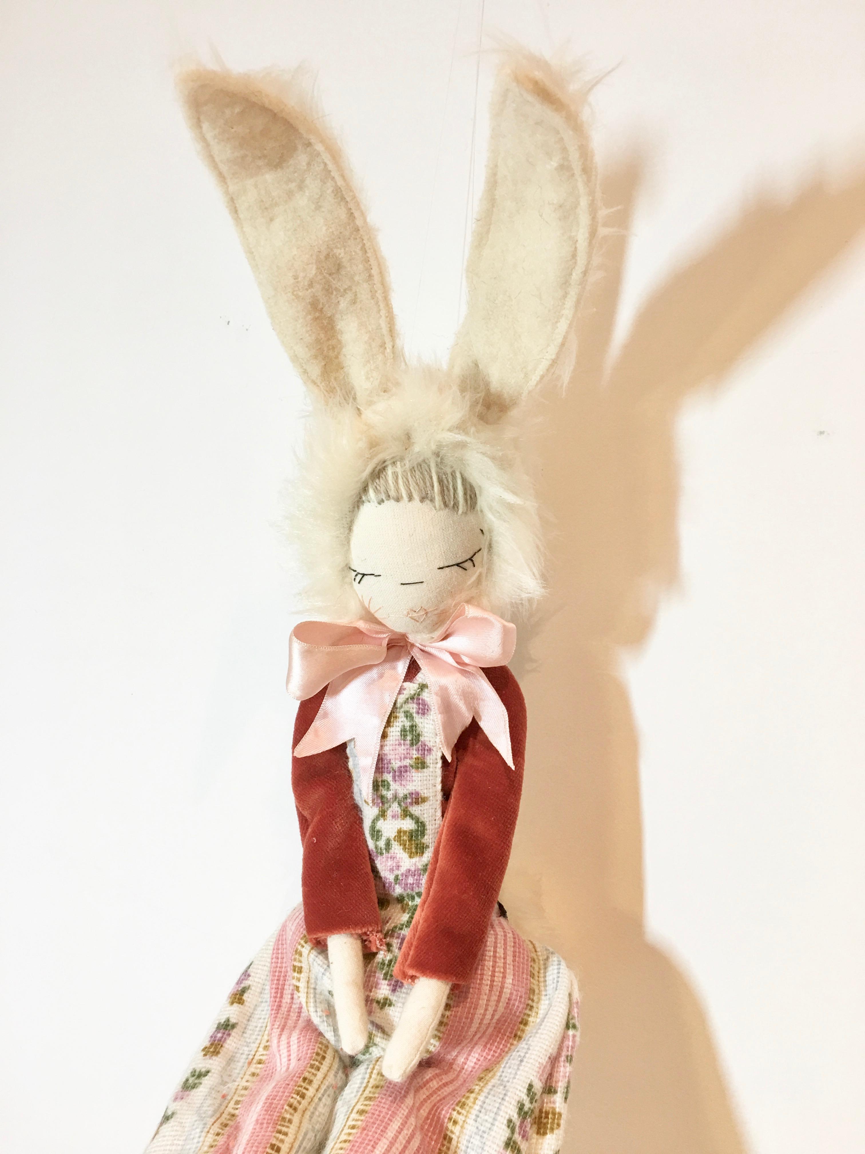 rabbit in rompers