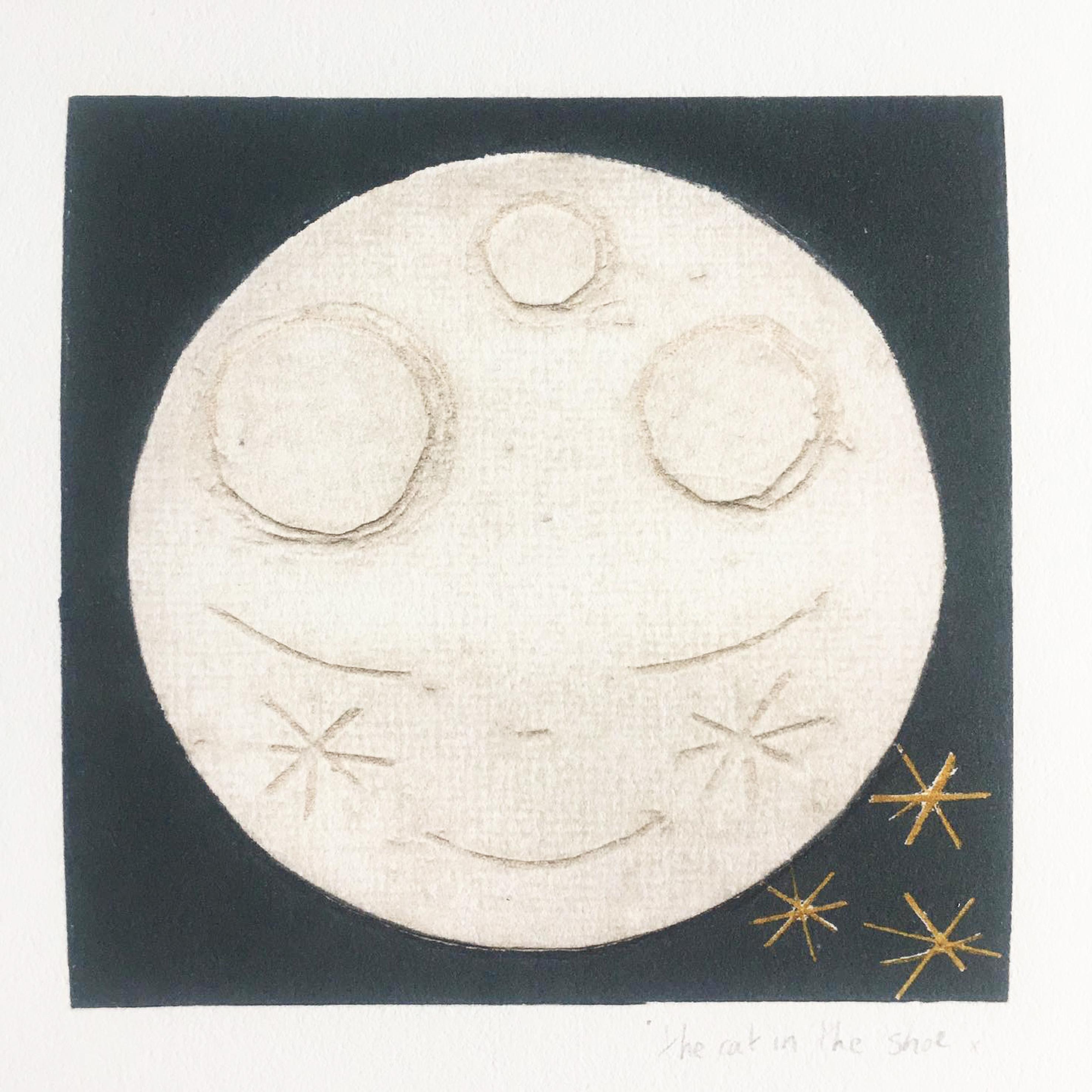 mini moon print