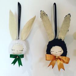 bunny baubles 2017