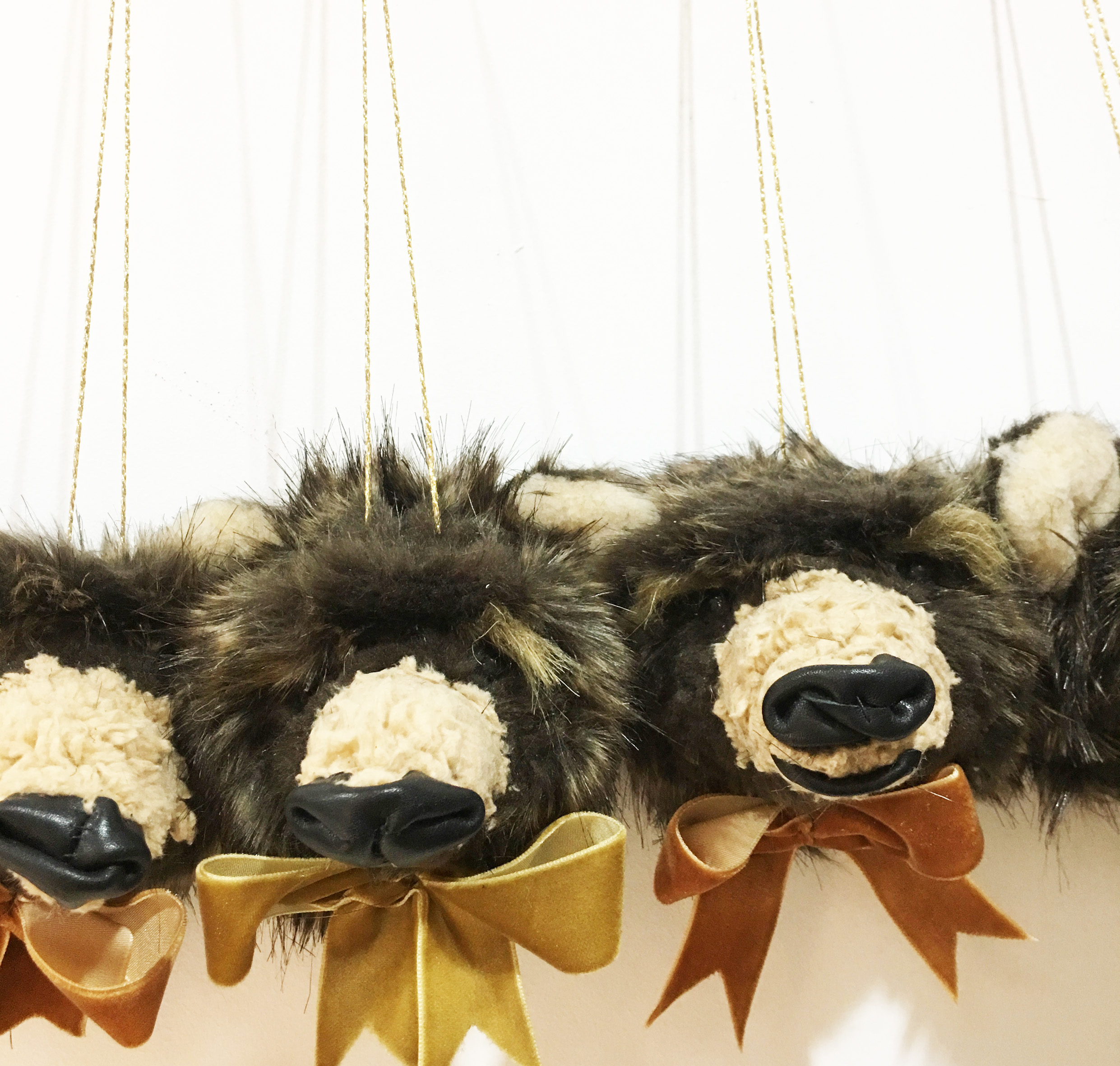 bear decorations 2018