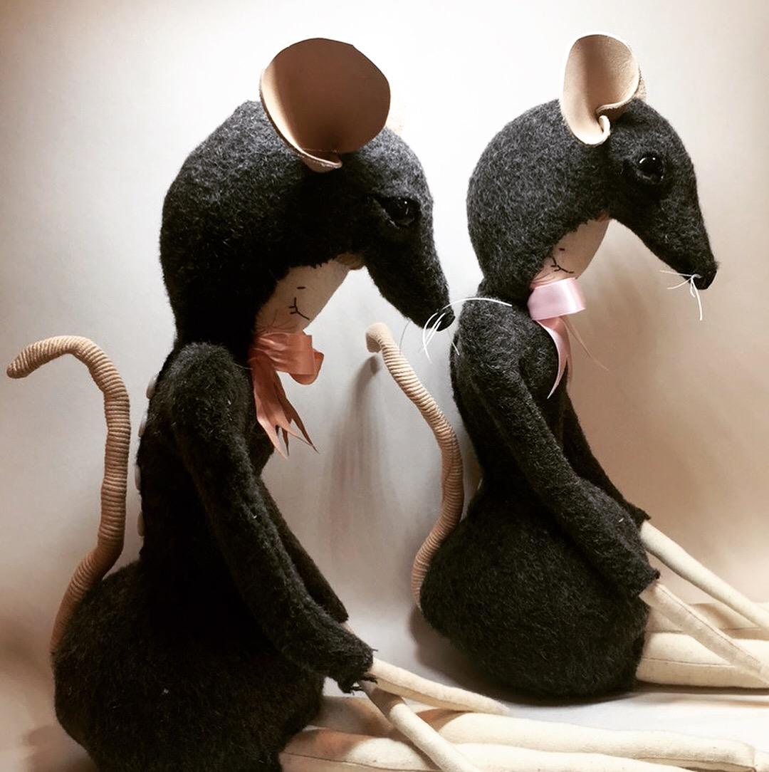 2 rats 2017
